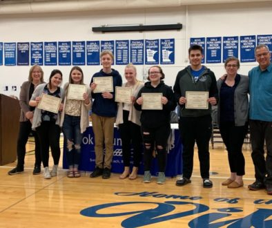 2019 Post-Secondary Scholarship Award Winners